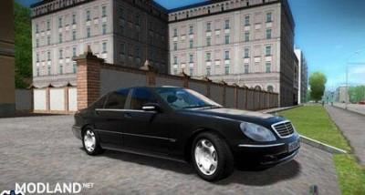 Mercedes S600 W220 [1.5.1], 1 photo